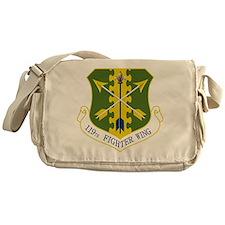 119th FW Messenger Bag