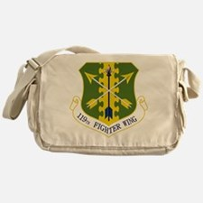 119th FW Messenger Bag