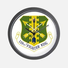 119th FW Wall Clock