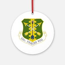 119th FW Ornament (Round)