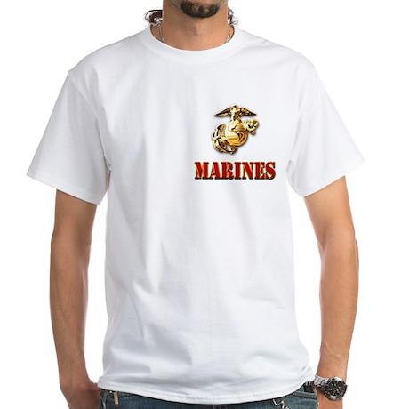 2007 Squadbay White T-Shirt