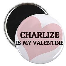 CHARLIZE Magnet