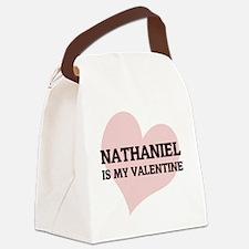 NATHANIEL Canvas Lunch Bag
