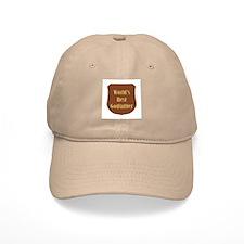 World's Best Godfather (plaque) Baseball Cap