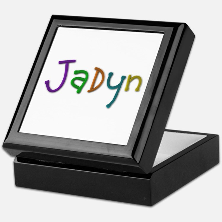 Jadyn Play Clay Keepsake Box