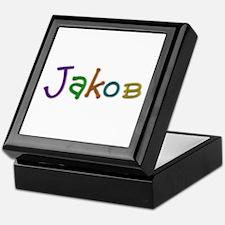 Jakob Play Clay Keepsake Box