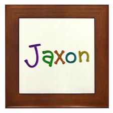 Jaxon Play Clay Framed Tile