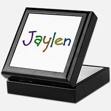 Jaylen Play Clay Keepsake Box