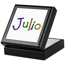 Julio Play Clay Keepsake Box