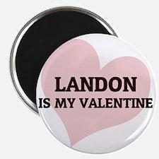 LANDON Magnet