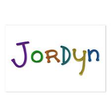 Jordyn Play Clay Postcards 8 Pack