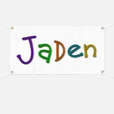 Jaden Play Clay Banner