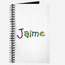Jaime Play Clay Journal