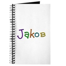 Jakob Play Clay Journal