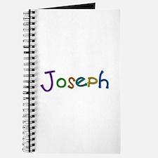 Joseph Play Clay Journal