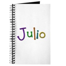 Julio Play Clay Journal