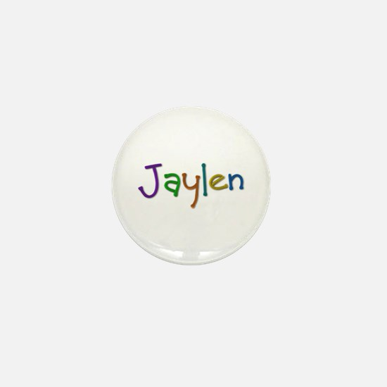 Jaylen Play Clay Mini Button