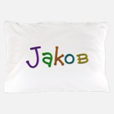 Jakob Play Clay Pillow Case