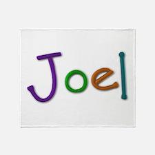 Joel Play Clay Throw Blanket