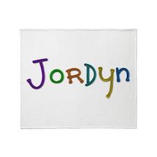 Jordyn Play Clay Throw Blanket
