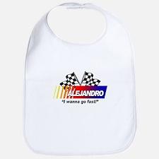 Racing - Alejandro Bib