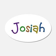 Josiah Play Clay Wall Decal