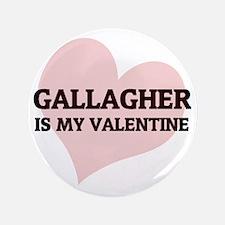 """GALLAGHER 3.5"""" Button"""
