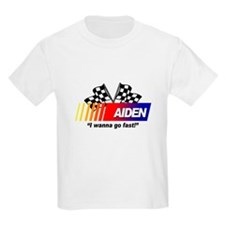Racing - Aiden Kids T-Shirt
