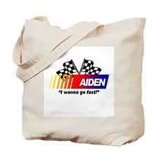 Racing - Aiden Tote Bag