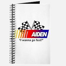 Racing - Aiden Journal