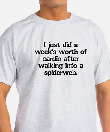 Spiderweb Cardio T-Shirt