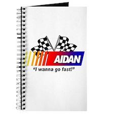 Racing - Aidan Journal