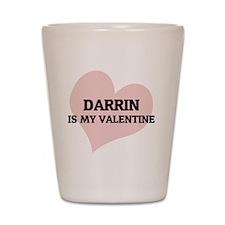DARRIN Shot Glass
