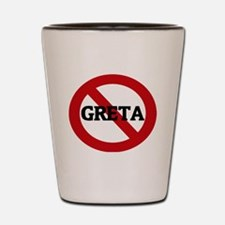 GRETA Shot Glass