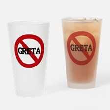 GRETA Drinking Glass