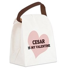 CESAR Canvas Lunch Bag