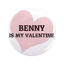 """BENNY 3.5"""" Button"""