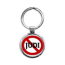 JUDI Round Keychain