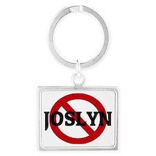 JOSLYN Landscape Keychain