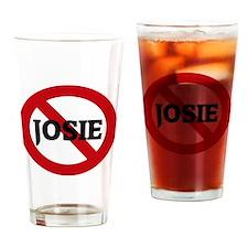 JOSIE Drinking Glass