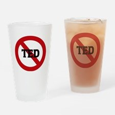 TED Drinking Glass