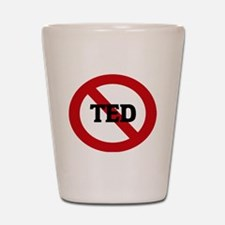 TED Shot Glass