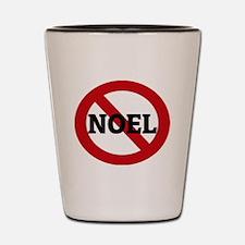 NOEL Shot Glass