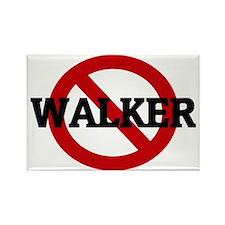 WALKER Rectangle Magnet