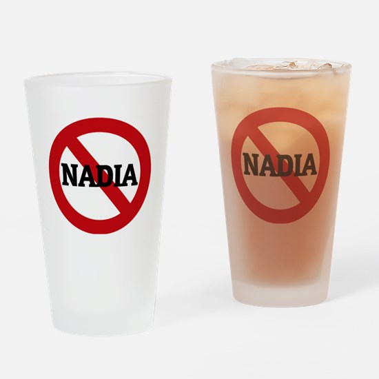 NADIA Drinking Glass