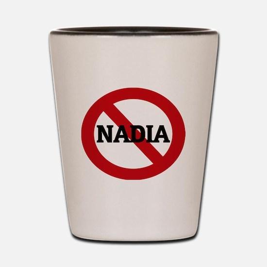 NADIA Shot Glass