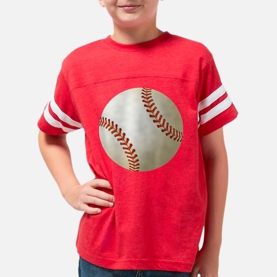 Baseball Ball Youth Football Shirt