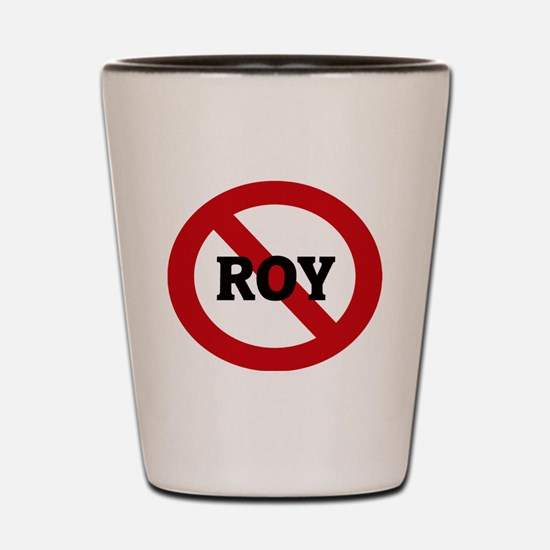 ROY Shot Glass