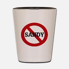SANDY Shot Glass