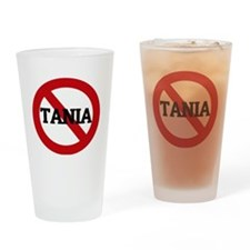 TANIA Drinking Glass